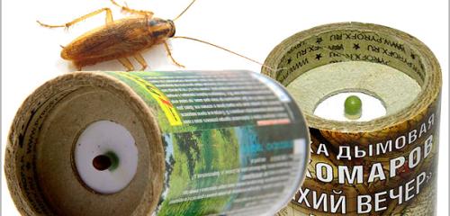 Bom khói diệt côn trùng diệt gián trong căn hộ